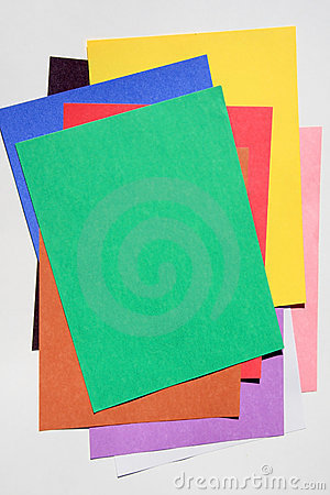 Free Colored Paper Background Stock Photos - 22619553