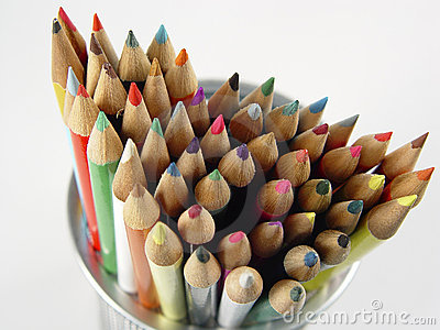 Colored Pencils 8