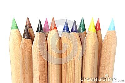 Colored pencils – crayons