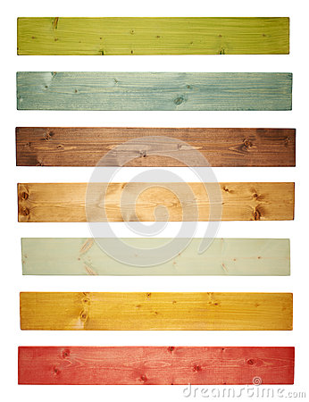 Free Colored Pine Wood Board Plank Isolated Stock Photo - 51363140