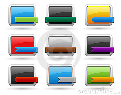 Colored Price Tags Royalty Free Stock Photography - Image: 15260997