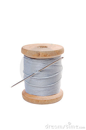 Colored spool