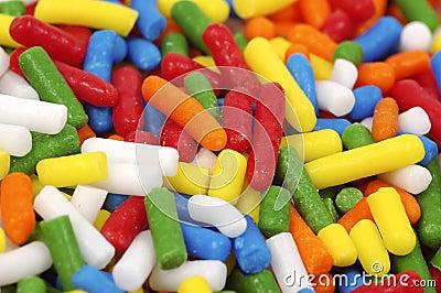 Colored Sprinkles