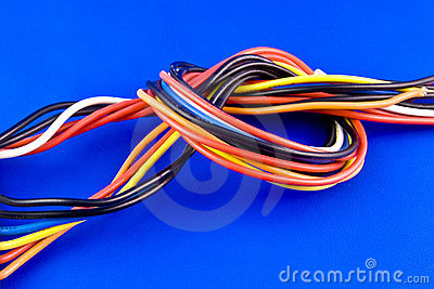 Colored wires