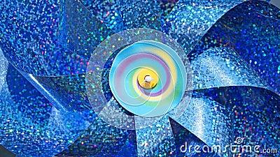 Colores del molino de viento