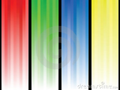 Colorful abstract background lines