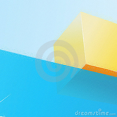 Colorful abstract forms