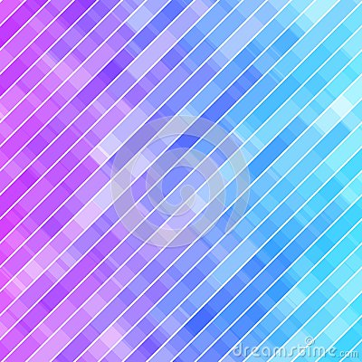 Free Colorful Abstract Geometric Business Background. Violet, Pink And Blue Geometric Shapes Random Mosaic Royalty Free Stock Image - 111564556