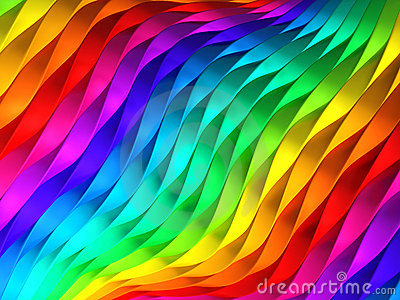 Colorful abstract stripe background
