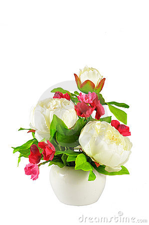 Colorful Artificial Flower Arrangement