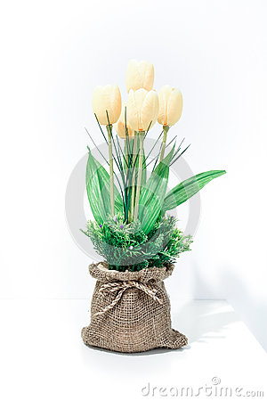 Colorful of Artificial Flower Arrangement