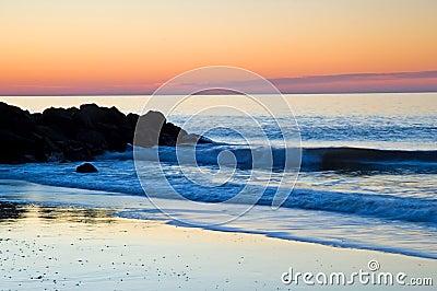 Colorful Atlantic Sunrise