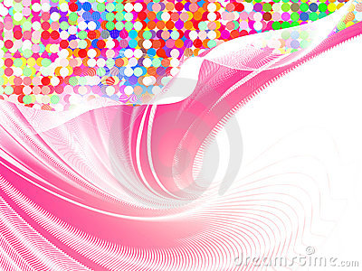 Colorful background, vector