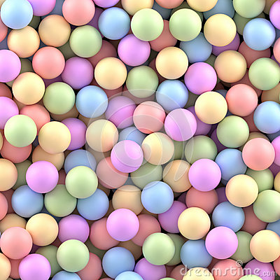 Free Colorful Balls Background Royalty Free Stock Photography - 90528777