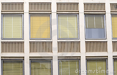 Colorful blinds (3079)