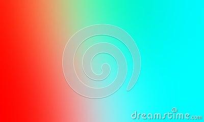 Abstract blur background. Cartoon Illustration