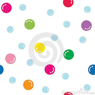 Free Colorful Bubbles Stock Photo - 11249220