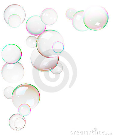 Free Colorful Bubbles Made From Soap Stock Image - 16174791