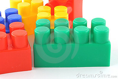 Colorful building blocks #2