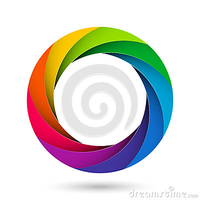 Free Colorful Camera Shutter Aperture Royalty Free Stock Photo - 31340995