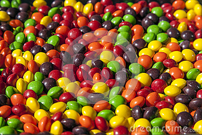 Colorful Candies