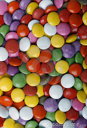 Free Colorful Candy Stock Photo - 2370070