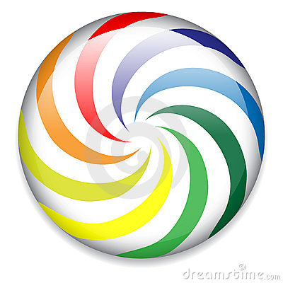 Free Colorful Candy Button Royalty Free Stock Photo - 11053105