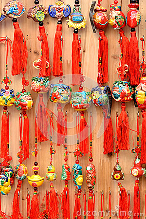 Chinese traditional protective talisman