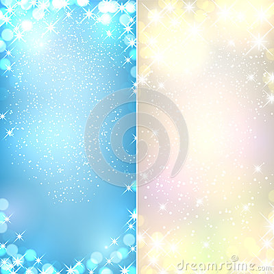 Colorful christmas backgrounds.