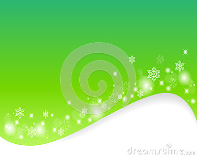 Colorful Christmas Vector Background