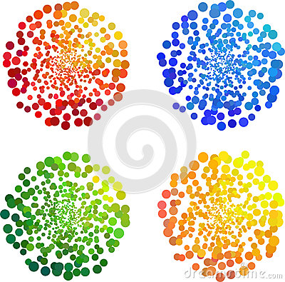 Free Colorful Circular Bubble Stock Photography - 31750992