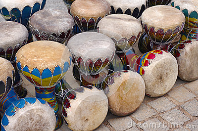 Colorful Congas
