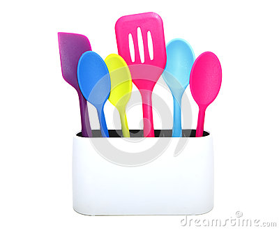 Colorful cooking tools