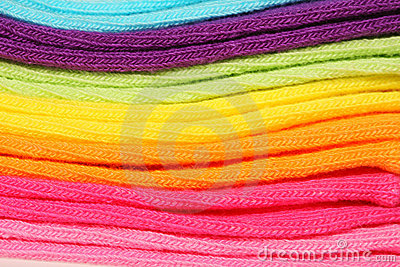 Colorful cotton