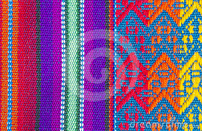 Colorful Cotton Table Cloth Textures #2