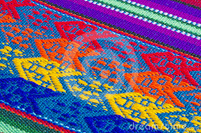 Colorful Cotton Table Cloth Textures #5