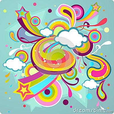 Free Colorful Design Stock Photo - 6216400