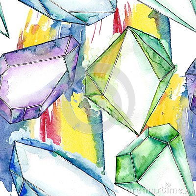 Free Colorful Diamond Rock Jewelry Mineral. Stock Photography - 116035392