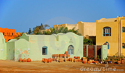 Colorful El Gouna