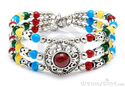 Colorful Ethnic Bracelet