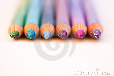 Colorful eyeliners