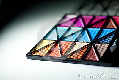 Colorful Eyeshadow