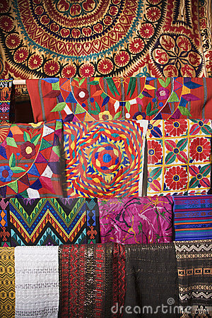 Free Colorful Fabric Stock Images - 12984034