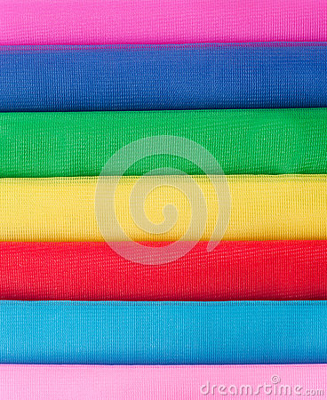 Colorful Fabric Royalty Free Stock Photo - Image: 28005055