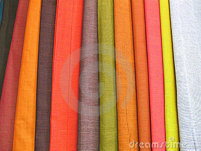 Colorful Fabrics 2