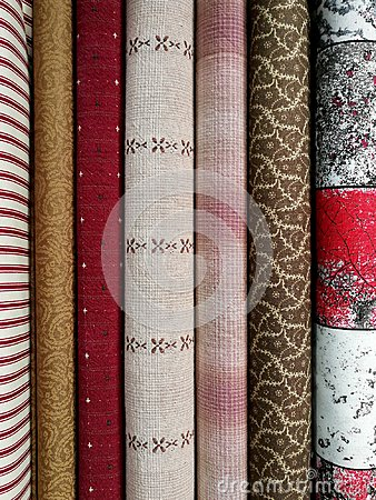 Free Colorful Fabrics For Patchwork Stock Photos - 105237273