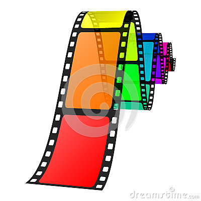 Colorful film