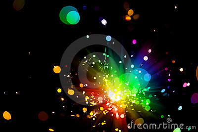 Colorful Firework Royalty Free Stock Photography - Image: 19557717