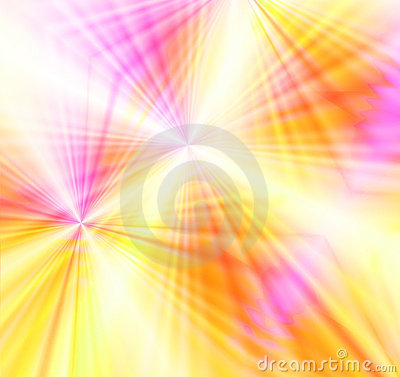 Free Colorful Fireworks Burst Stock Photography - 4498872