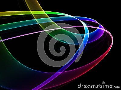 Colorful flow